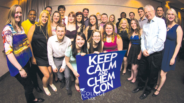 Fredericton hosts Atlantic science students for ChemCon 2015