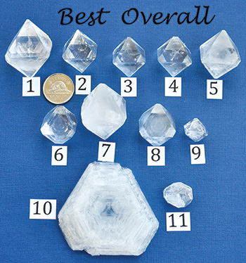 Best Overall Crystals