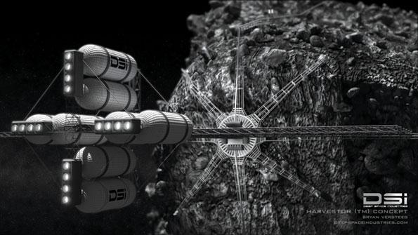 Bryan Versteeg/Deep Space Industries