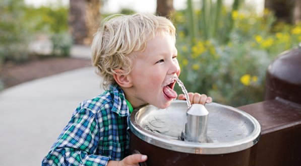 There is a lack of information on what happens to children's teeth when water fluoridation is banned.