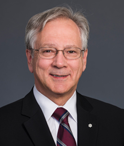 Gilles Patry, CEO of the Canada Foundation for Innovation­