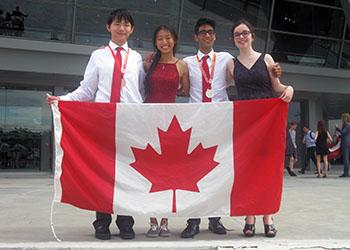 Canadian Olympiad Finalists 2017