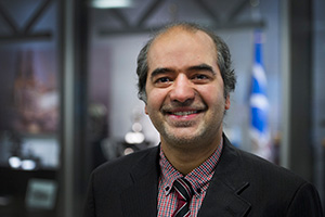 Pofessor Faisal Khan, FCIC