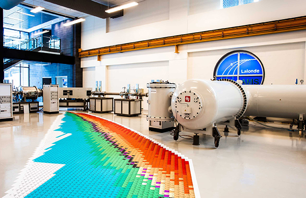 The accelerator mass spectrometer at the University of Ottawa's Lalonde Lab is one of a kind in Canada.
