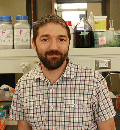 Christopher Thibodeaux, assistant professor, Department of Chemistry, McGill University