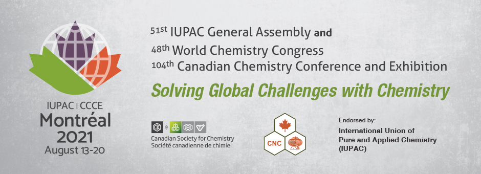IUPAC 2021 Conference