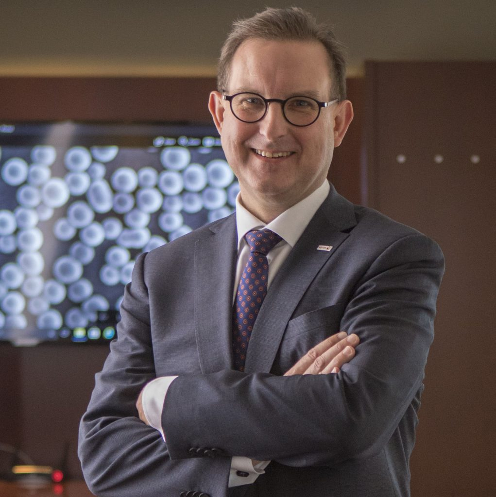 Paul Smith, CIC Vice Chair, Vice President of Xerox Innovation Group and Director of the Xerox Research Centre of Canada