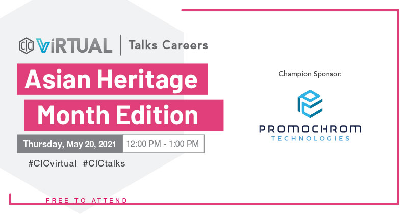 Asian Heritage Month Edition. Champion Sponsor Promochrom Technologies