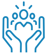 hands people icon