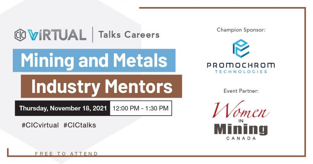 Mining and Metals Industry Mentors